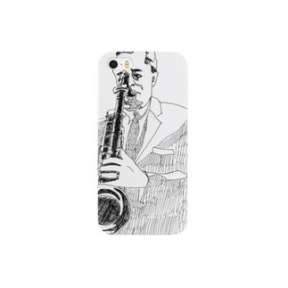 古屋智子(TomokoFuruya)のJazz サックス Smartphone cases