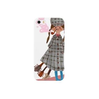 おんなのこたんてい Smartphone cases