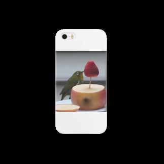 snowyukiのめじろNo1 Smartphone cases