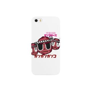 ガンガンガンコ Smartphone cases