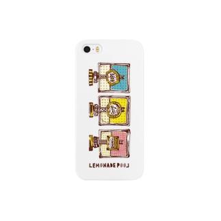3つの香水 Smartphone cases