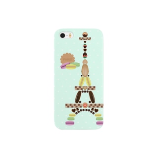 CANのsweet Eiffel Smartphone cases