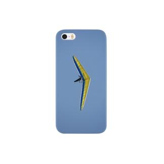 ハンググライダー Smartphone cases