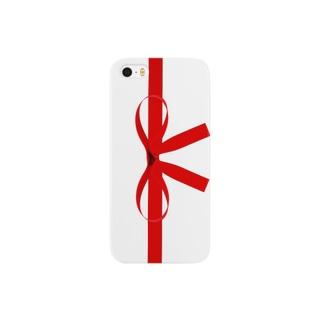 ひろのりぼん Smartphone cases