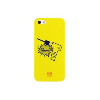 アントニオの仕事道具 Smartphone cases