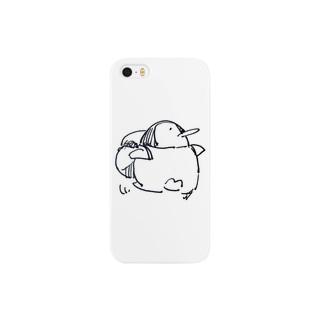 おでかけペンギン Smartphone cases