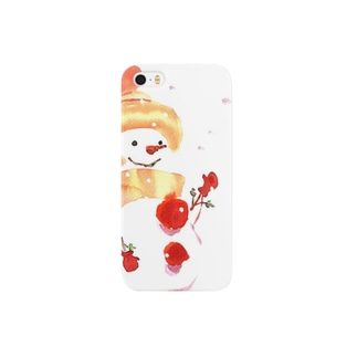 Snowman Smartphone cases