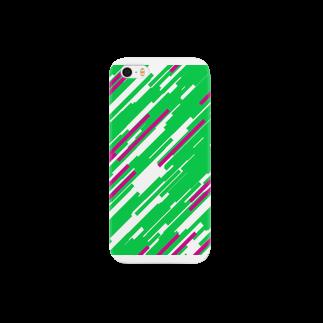 レオナのQuadrangles Smartphone cases