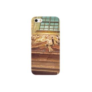 窓辺の天使 Smartphone cases