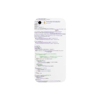 ソースコード(Objective-C) Smartphone cases
