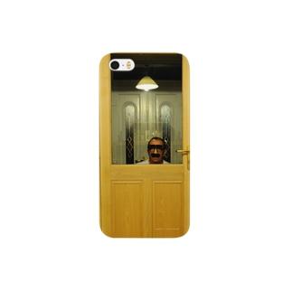 はなめがねおじさん Smartphone cases