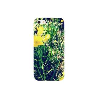 黄色い花 Smartphone cases