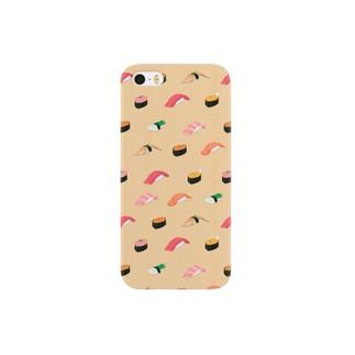 お寿司 Smartphone cases