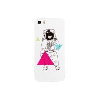 Space ship! Smartphone cases