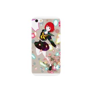制服少女 Smartphone cases