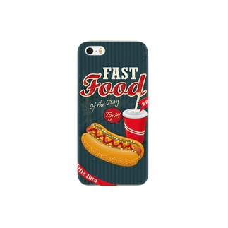 Fast Food Series Hot Dog Smartphone cases