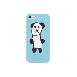 パンダさん Smartphone cases