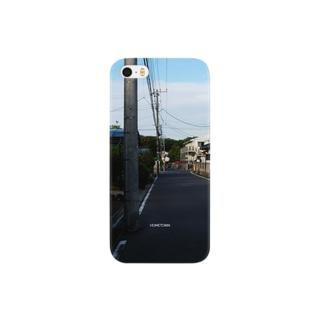 04/30 濡れ地面 HOMETOWN Smartphone cases