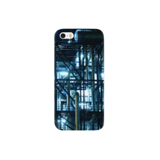 Blue Lines Smartphone cases