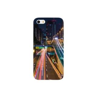 京橋ジャンクション Smartphone cases