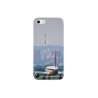 ヒコーキ Smartphone cases