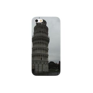 ピサの斜塔 Smartphone cases
