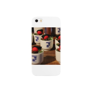 飛騨高山さるぼぼ Smartphone cases