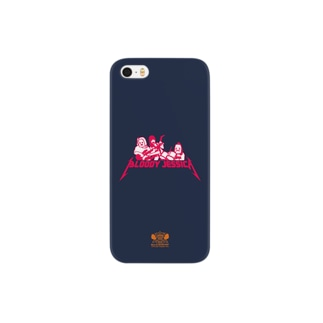 BLOODY JESSICA Smartphone cases