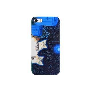 ノラ達の夜 Smartphone cases