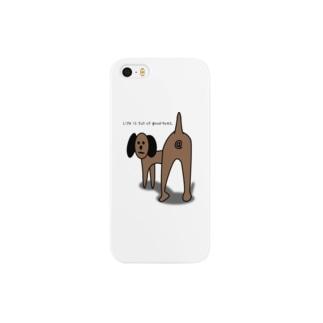 アットくん Smartphone cases