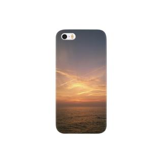夕日2 Smartphone cases