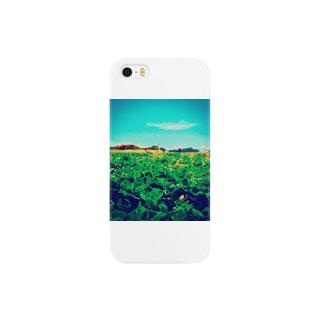 クサブンノソラ Smartphone cases