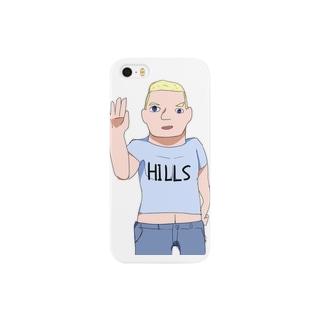 エリーチカ Smartphone cases