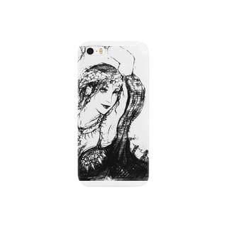 Bellydancer Smartphone cases