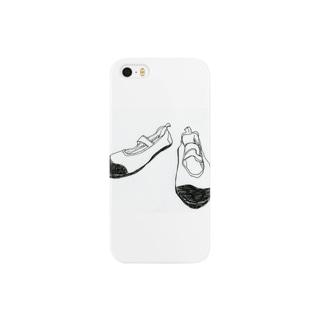 うわぐつ Smartphone cases