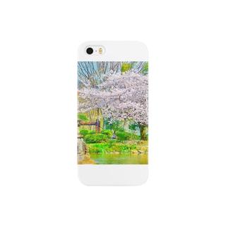 yosshiのつるさくら Smartphone cases
