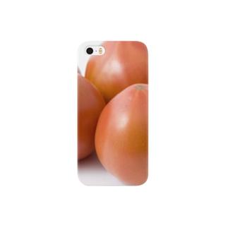 トマト Smartphone cases