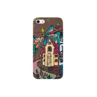 夜の街 Smartphone cases