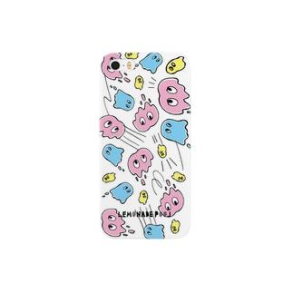 スライムオバケちゃん Smartphone cases