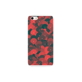 Red Wave Smartphone cases