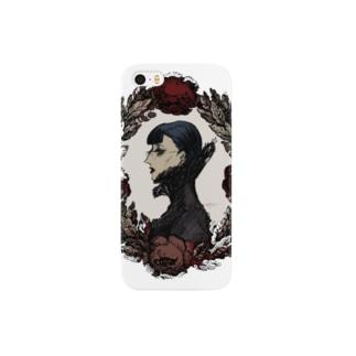錦瑠璃彦の為の肖像 Smartphone cases