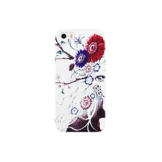 造花 Smartphone cases