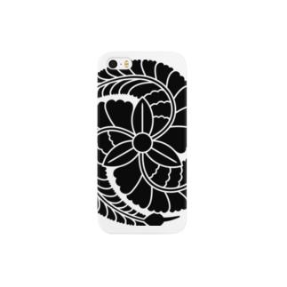 黒田藤巴 Smartphone cases