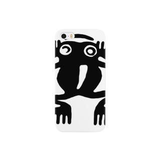フロッグ Smartphone cases