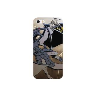 竜神と雷神 Smartphone cases