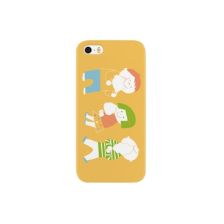 綿菓子 Smartphone cases