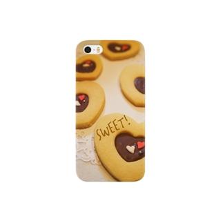 wacaのheart cookie! Smartphone cases