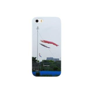 05/05 鯉のぼり HOMETOWN Smartphone cases
