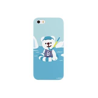 BINGOYAくん(summer ver) Smartphone cases