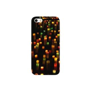 ときマゴのキャンドルナイト Smartphone cases